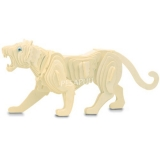 3D pusle Tiiger