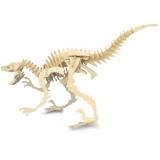 3D pusle Velociraptor väike