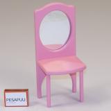 Nuku peeglilaud Roosi, roosa