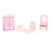 Nukumaja Roosi magamistoamööbel