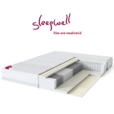 Vedrumadrats RED Pocket Etno 90x200 Sleepwell