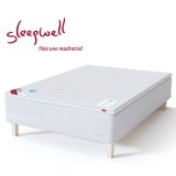 Vedruvoodi RED Pocket 140x210 jäik Sleepwell