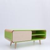 TV-alus FUN sahtliga roheline
